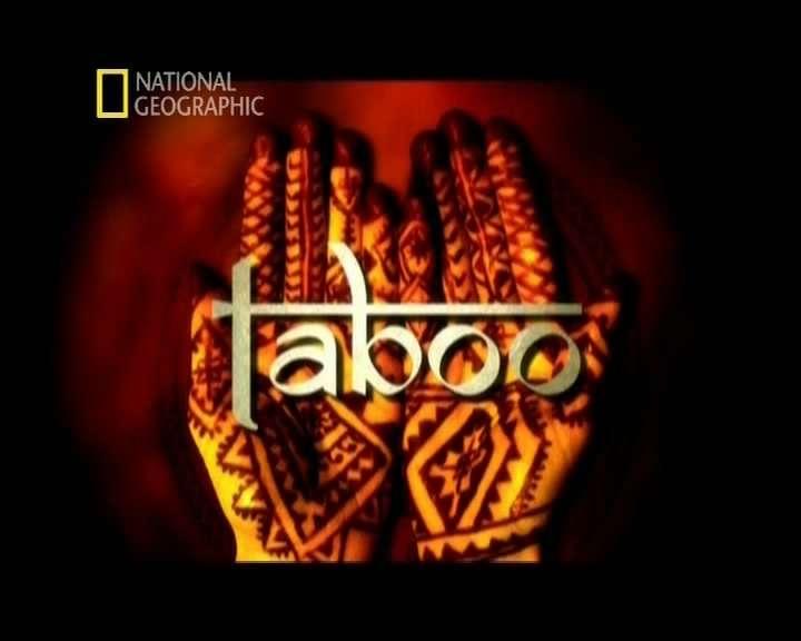 National Geographic - Tabu Boxset 31 Bölüm DVBRIP Türkçe Dublaj