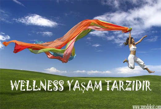 Wellness Yaşam Tarzıdır