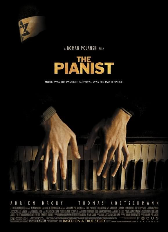 pianistf Roman Polanski   The Pianist (2002)