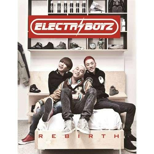 Electroboyz - Rebirth cover